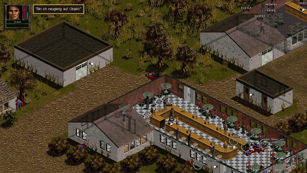 Jagged Alliance 2 - Wildfire (STEAM GIFT / RU/CIS)