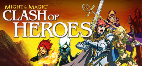 Might & Magic: Clash of Heroes (STEAM GIFT / RU/CIS)