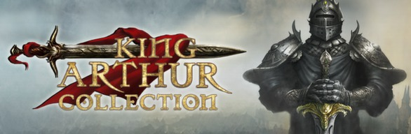 King Arthur Collection (I + II + DLC) STEAM / RU/CIS