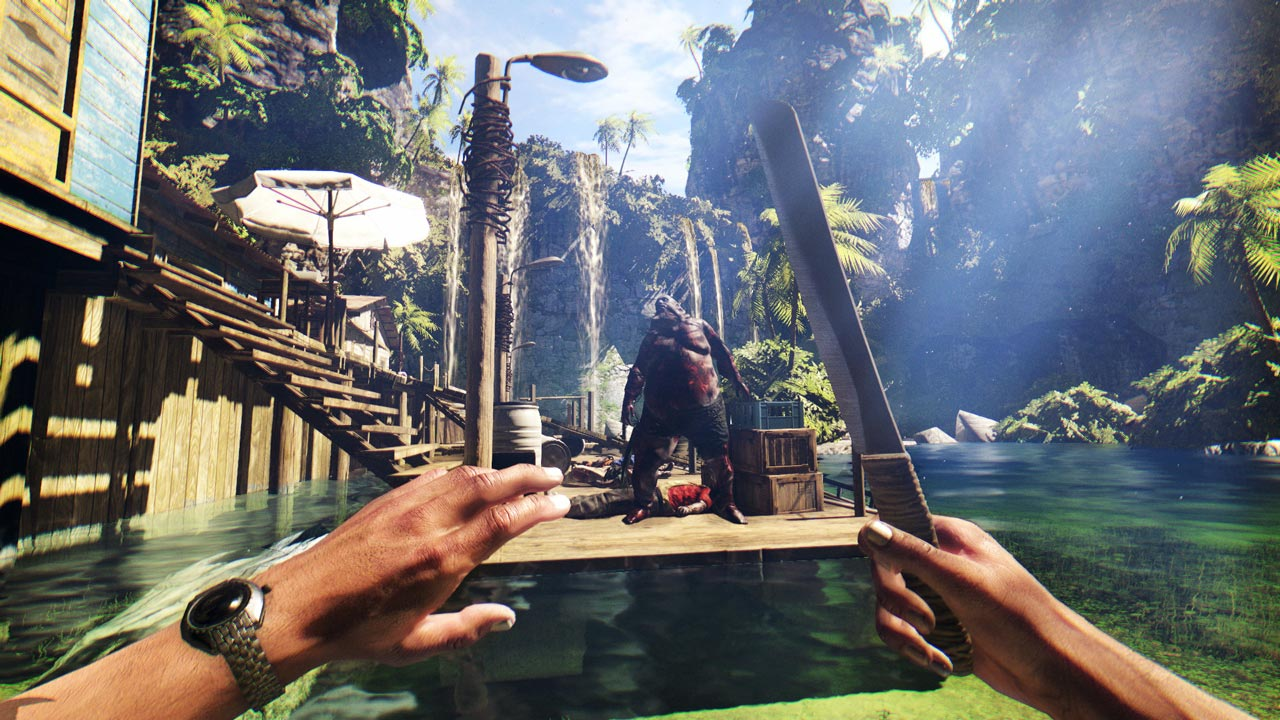 Dead Island Riptide - Definitive Edition (STEAM KEY)