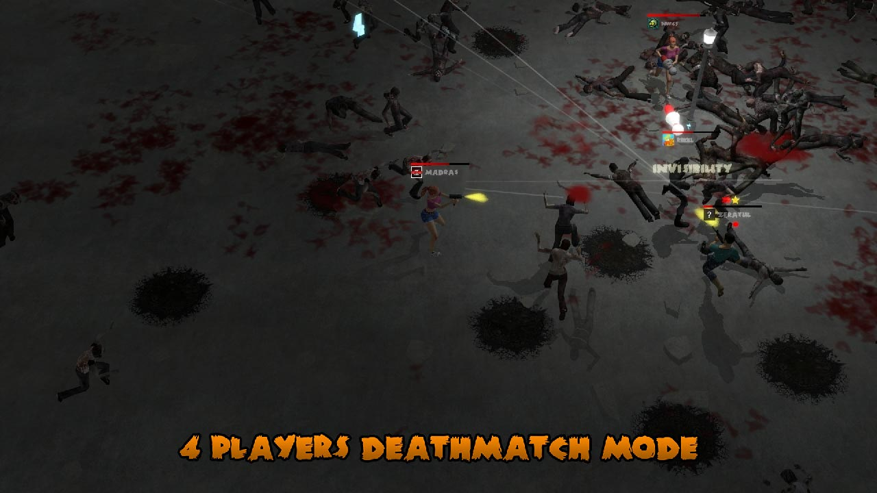 Yet Another Zombie Defense (STEAM KEY / ROW)