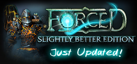 FORCED: Slightly Better Edition (STEAM GIFT / ROW)