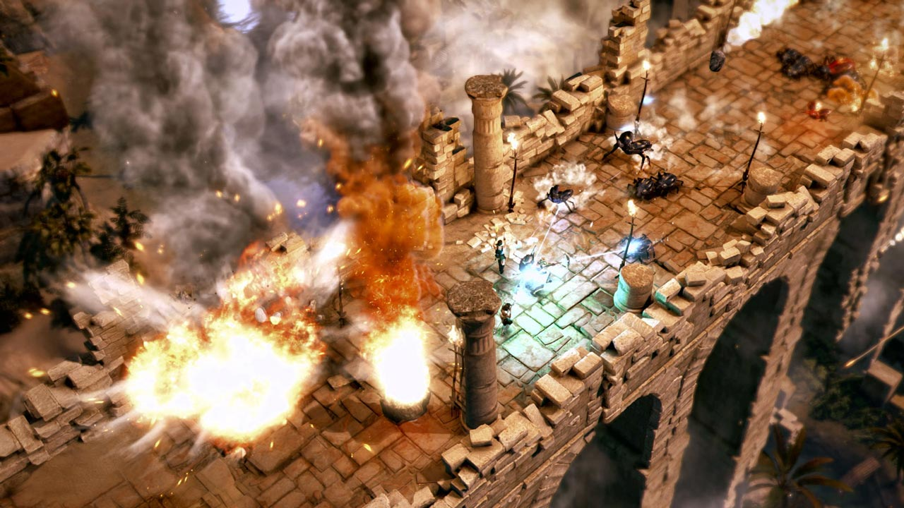Buy Lara Croft And The Temple Of Osiris Steam Gift Ru Cis Download Wallet 201