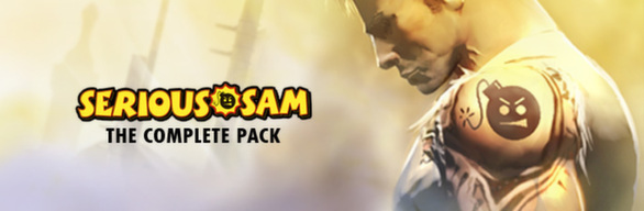 Serious Sam 1 + 2 + 3 BFE Complete Pack (11 in 1) STEAM