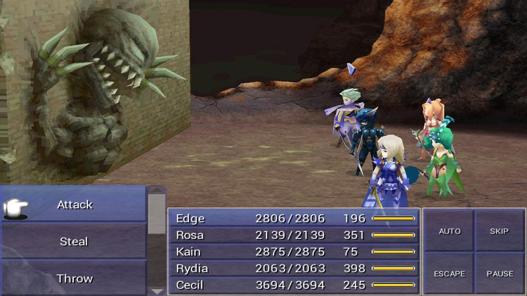 FINAL FANTASY IV 4 (STEAM GIFT / RU/CIS)