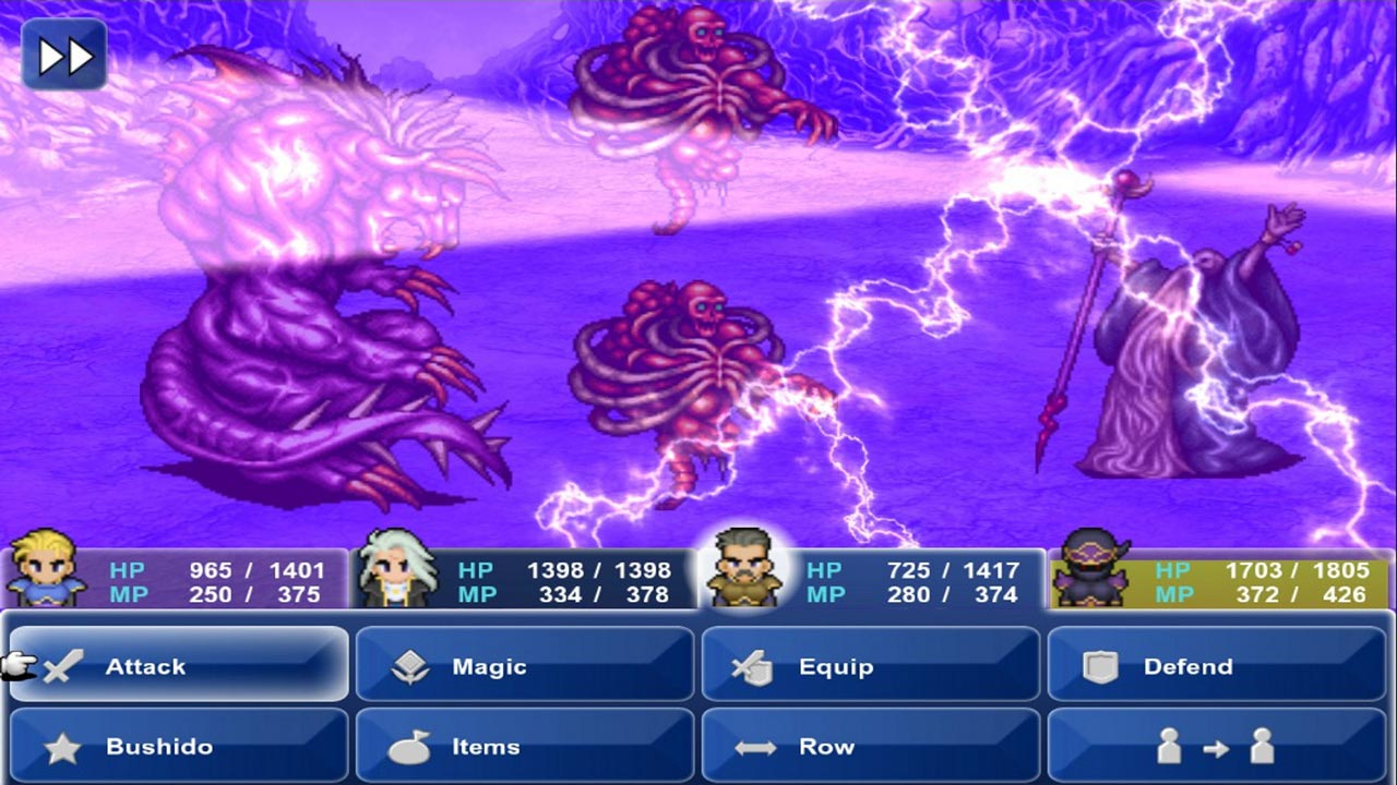 FINAL FANTASY VI 6 (STEAM GIFT / RU/CIS)