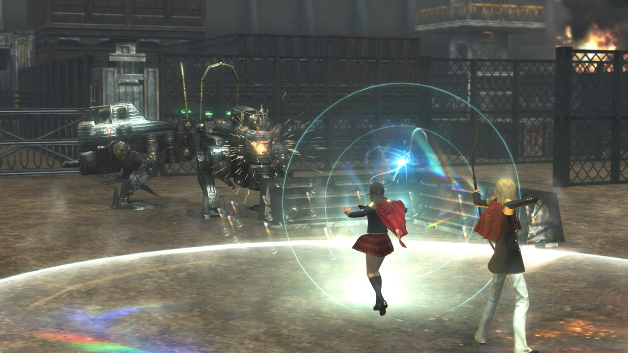 Final Fantasy: Type-0: playstation 4: Square Enix