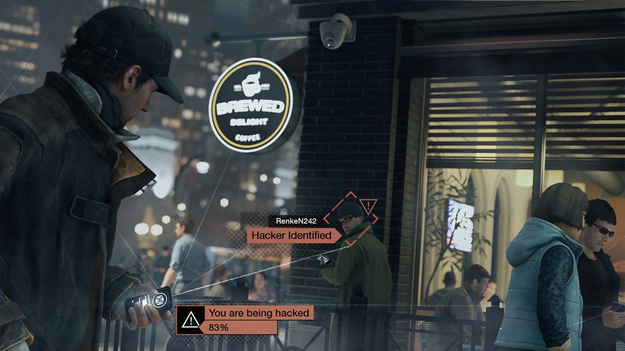 Watch Dogs / Watch_Dogs (STEAM GIFT/RU/CIS / RUS LANG)