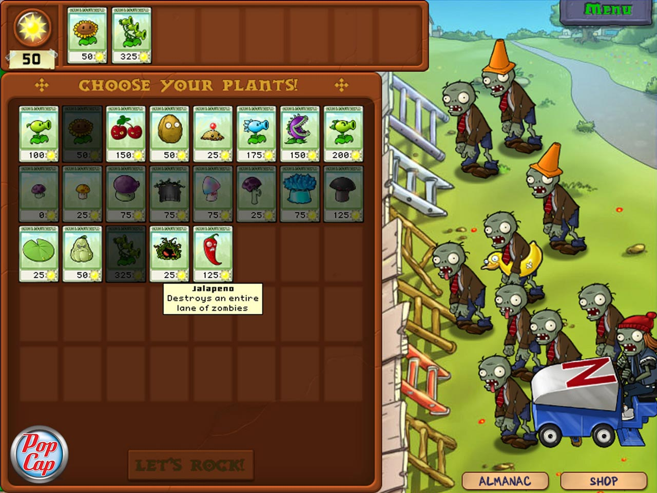 Buy Plants vs. Zombies GOTY: Game of the Year Edition STEAM and download