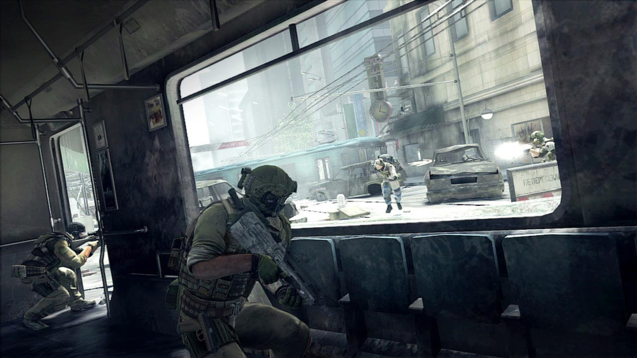 Tom Clancy´s Ghost Recon Future Soldier - Arctic Strike