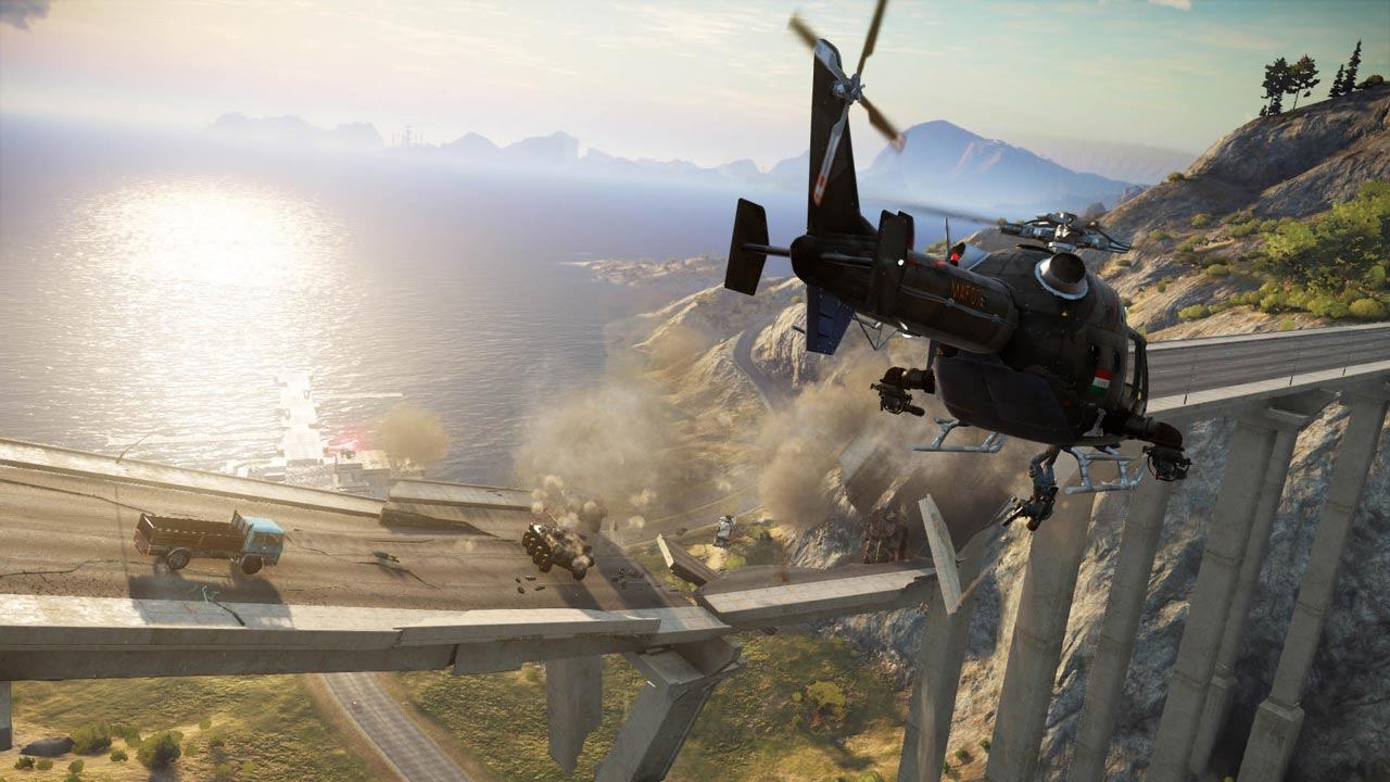 Just Cause 3 (STEAM GIFT / RU/CIS)