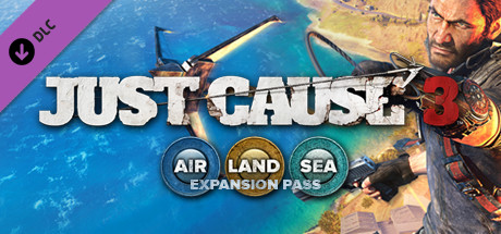 Just Cause 3 DLC: Air, Land & Sea Expansion Pass STEAM