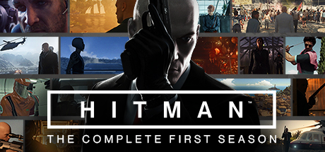 HITMAN (2016) THE COMPLETE FIRST SEASON (10 in 1) STEAM