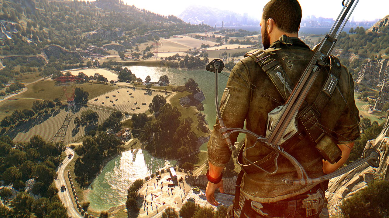 Dying Light: The Following (DLC) STEAM GIFT / RU/CIS