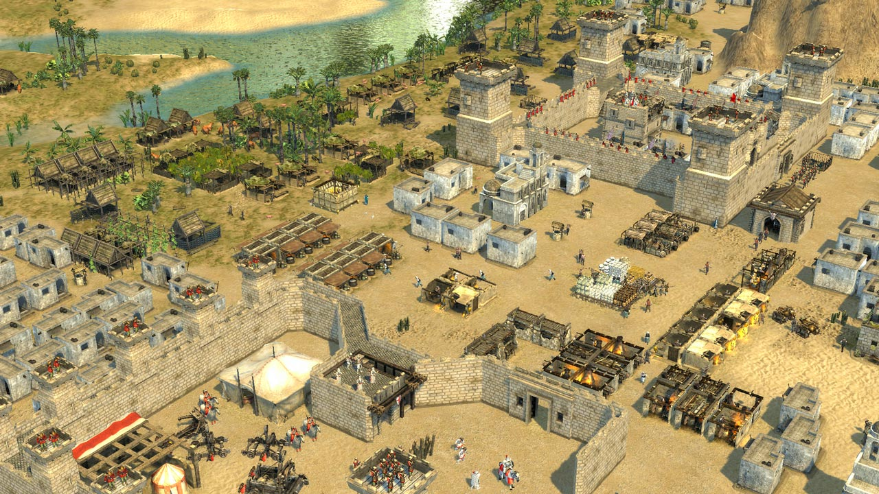 Stronghold Crusader 2 Special Edition (+ Crusader HD)