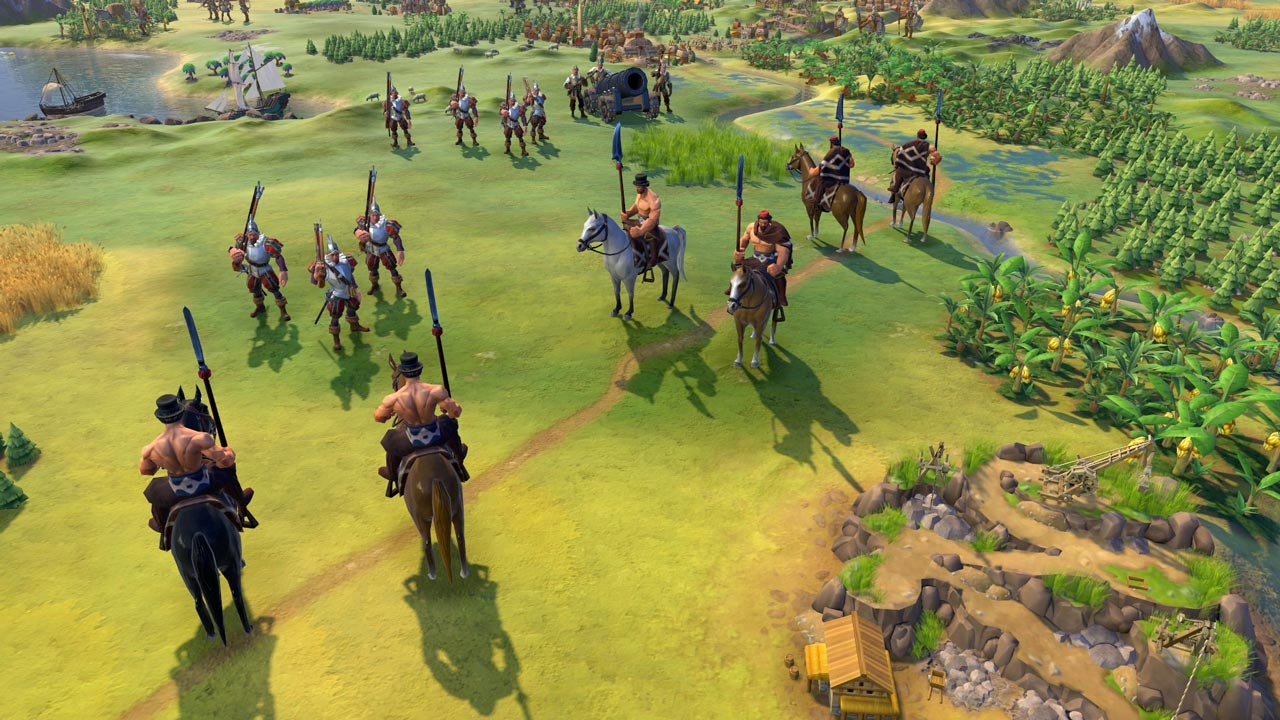 Buy Sid Meier's Civilization VI 6 Rise and Fall (DLC) STEAM and download