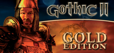 Gothic II: Gold Edition (+ Ночь Ворона) STEAM KEY / ROW