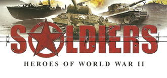 Soldiers: Heroes of World War II (В тылу врага 1) STEAM