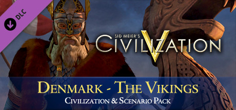 Civilization V: Scenario Pack Denmark The Vikings (DLC)