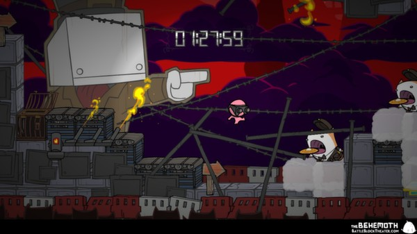 BattleBlock Theater (Steam gift / RU+CIS)