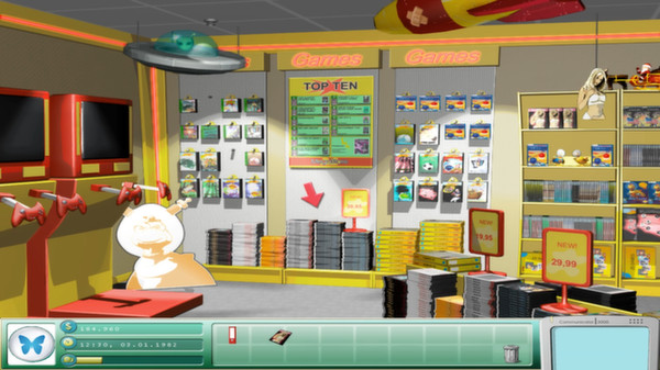 Game Tycoon 1.5 (Steam key / Region free)
