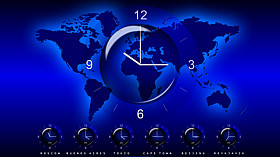 World Clock v1 code activation