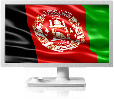Flag Afghanistan code activation