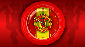 Manchester United Clock code activation