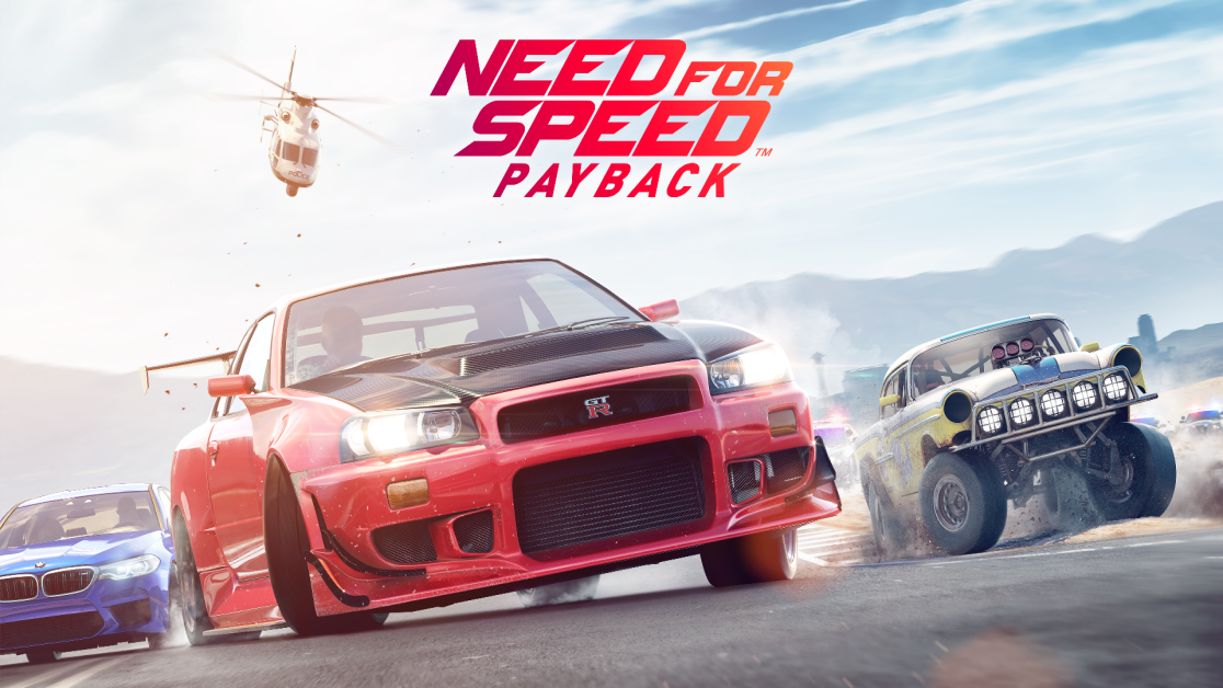 NEED FOR SPEED PAYBACK +[Секретный ответ]