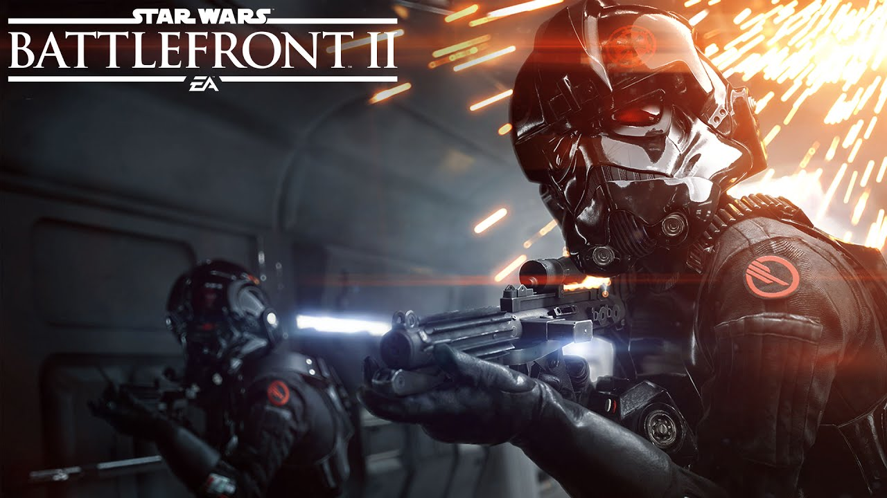 STAR WARS Battlefront II + [Secret answer]