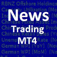 Новостной советник  News Trading MT4 v.2.0