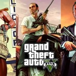 Grand Theft Auto V + GTA V Online + гарантия