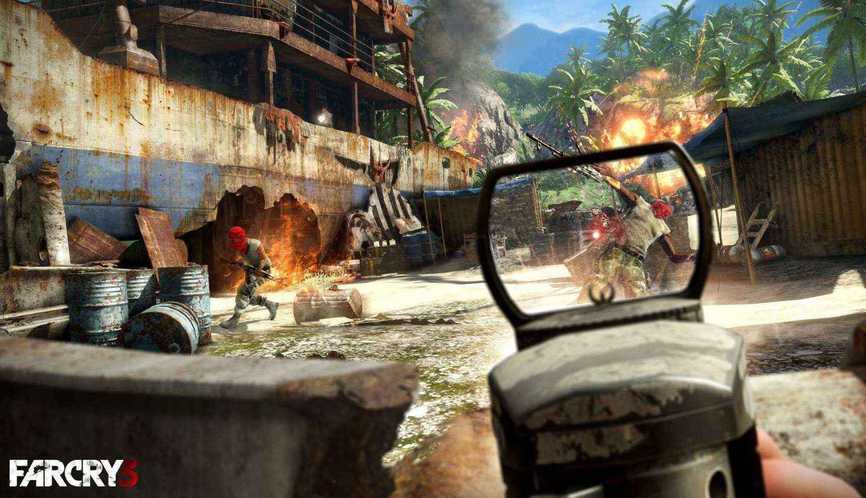 Far Cry 3 (Uplay / Global region)