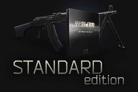 ESCAPE FROM TARKOV STANDART EDITION KEY (RU/CIS ONLY)