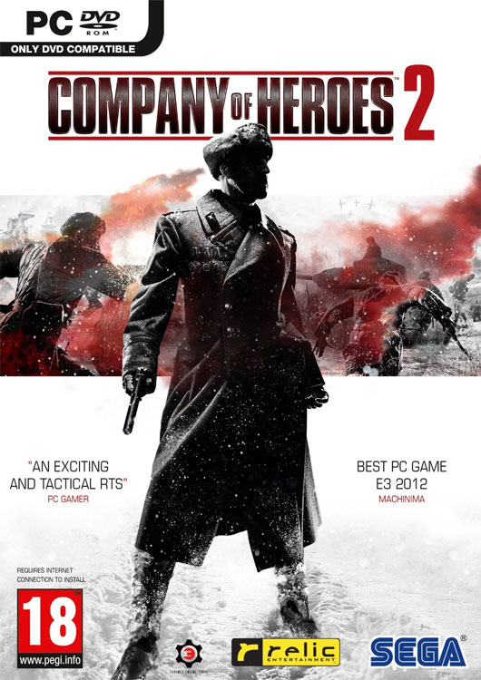 COMPANY OF HEROES 2 EU REGION FREE/MULTI + STEAM KEY
