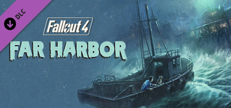 Fallout 4 Far Harbor (SteamGift/RU+CIS)