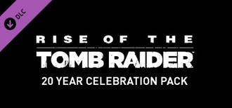 Rise of the Tomb Raider 20 Year Celebration Pack Steam