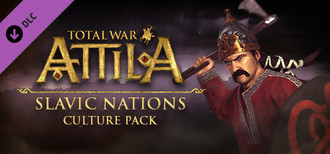 Total War ATTILA Slavic Nations Culture Pack Steam/RU