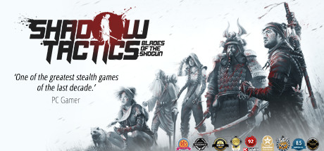 Shadow Tactics: Blades of the Shogun (Steam/RU+CIS)