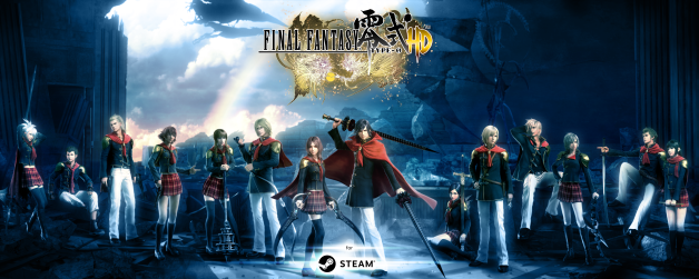 FINAL FANTASY TYPE-0 HD (Steam Gift/RU+CIS)