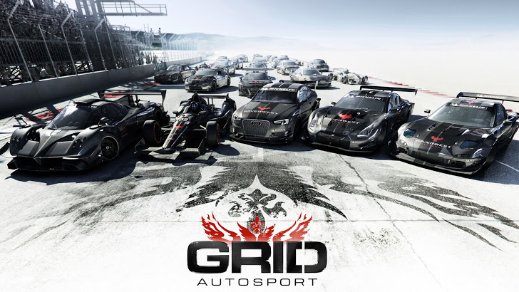 GRID AUTOSPORT BLACK EDITION STEAM+СКИДКИ+ПОДАРОК