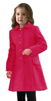 Выкройка пальто для девочек дошкольного возраста