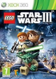 Lego Star Wars III Download code EUR (скан)