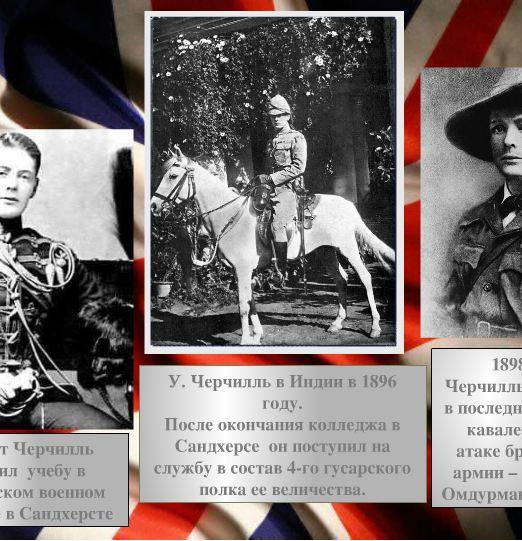 У Черчилль:семья|политика|война Презентация power point