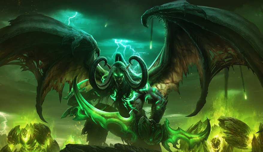 World of Warcraft: Legion (RUS)