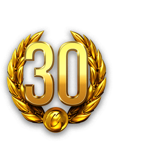 30 days Premium account World of Tanks