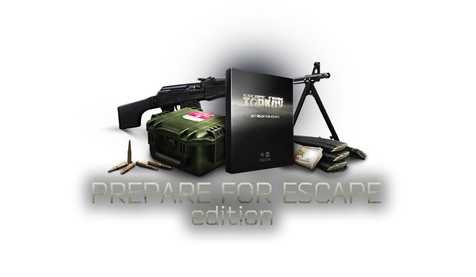 Escape from Tarkov Prepare for Escape Edition (RU/CIS)