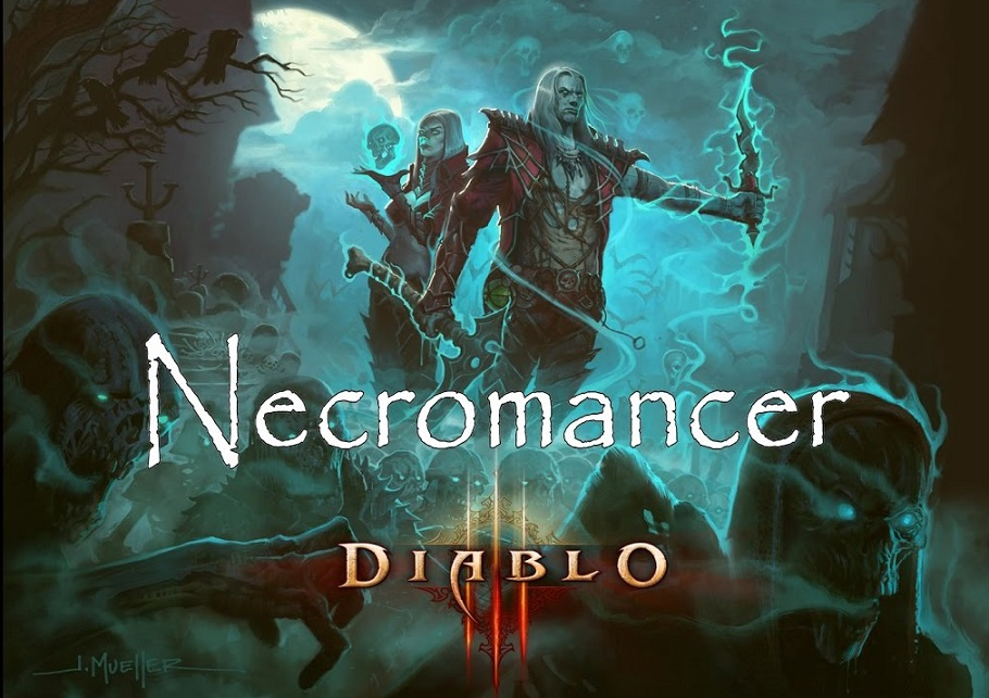 Diablo 3: Rise of the Necromancer (Battle.net | Global)