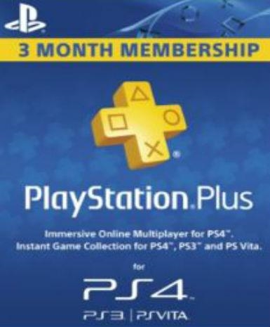 Playstation Network Card (PSN) 90 days (Denmark)