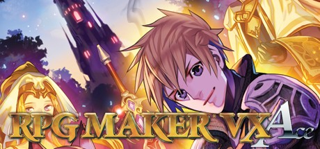 RPG Maker VX Ace (Steam Gift / RU+CIS)